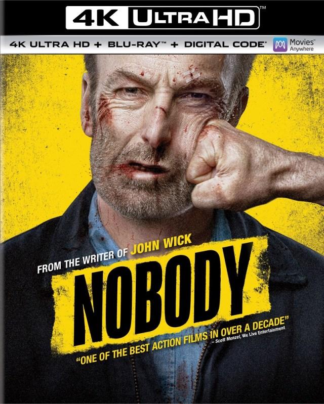 [News] NOBODY Arrives on 4K Ultra HD, Blu-ray & DVD June 22