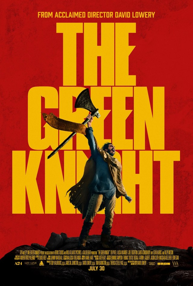 [News] A24 Reveals Mini-Documentary Dissecting THE GREEN KNIGHT!