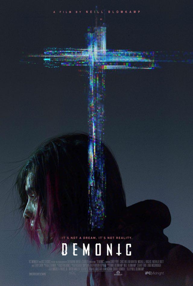 [News] Check Out Latest Poster for Neill Blomkamp's DEMONIC