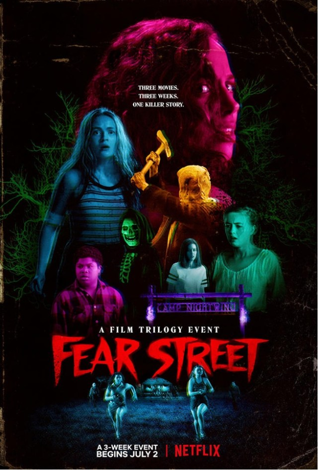 [Giveaway] Enter to Win a Ticket to FEAR STREET Virtual Premieres