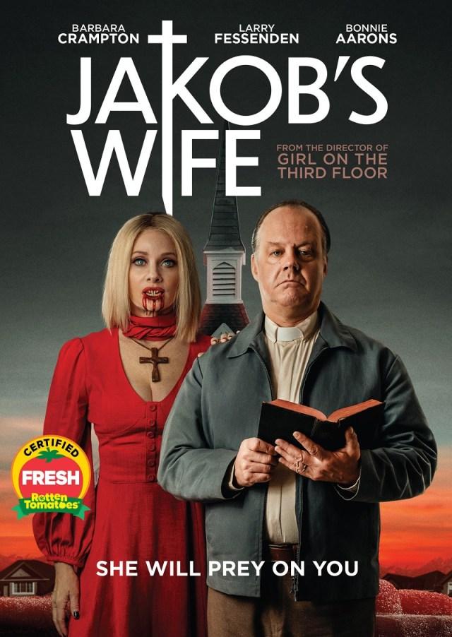 [News] JAKOB'S WIFE Arrives on Blu-ray & DVD July 20