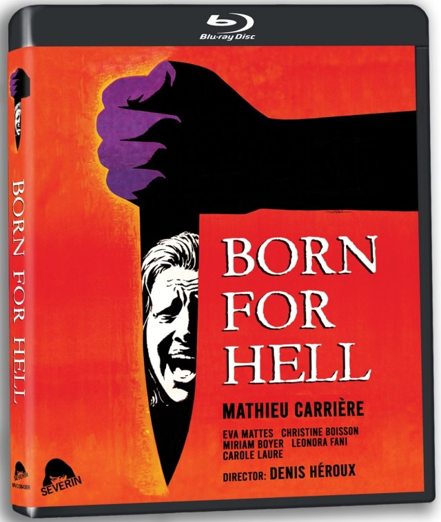 [Blu-ray/DVD Review] BORN FOR HELL