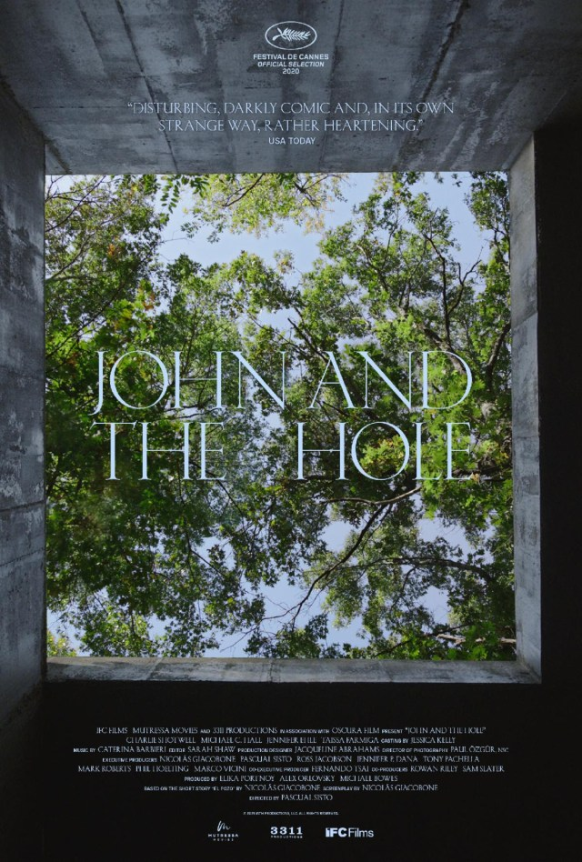 [News] JOHN AND THE HOLE Trailer Highlights Darkness in This Coming-of-Age Tale