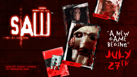 [News] SAW Is Ready to Terrorize NFT Collectors on WAX