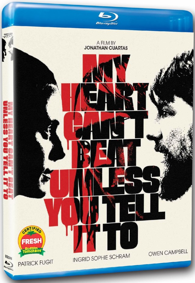 [News] MY HEART CAN'T BEAT UNLESS YOU TELL IT TO Arrives On Blu-ray & DVD August 10