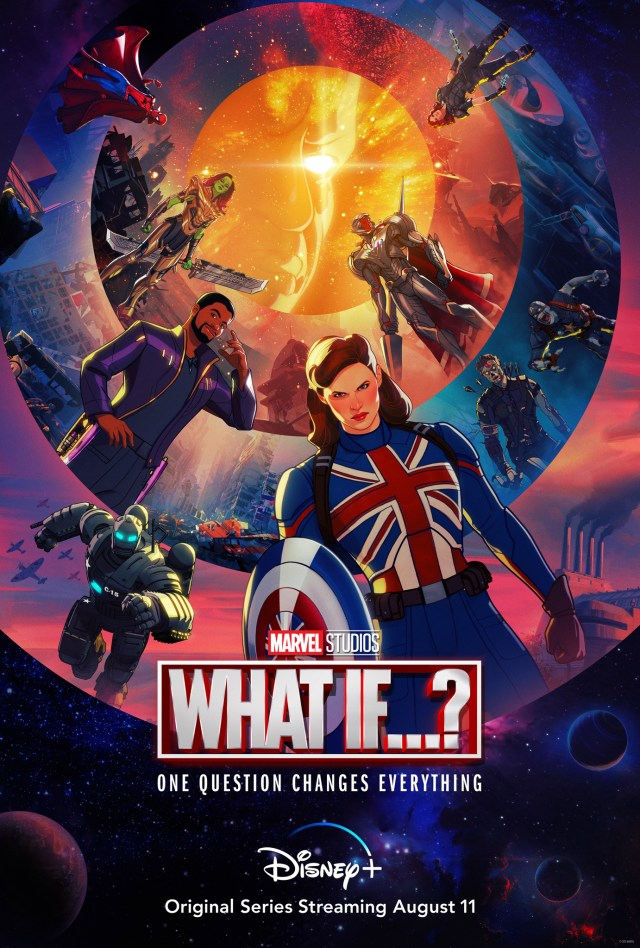 [Series Review] Marvel Studios' WHAT IF…?