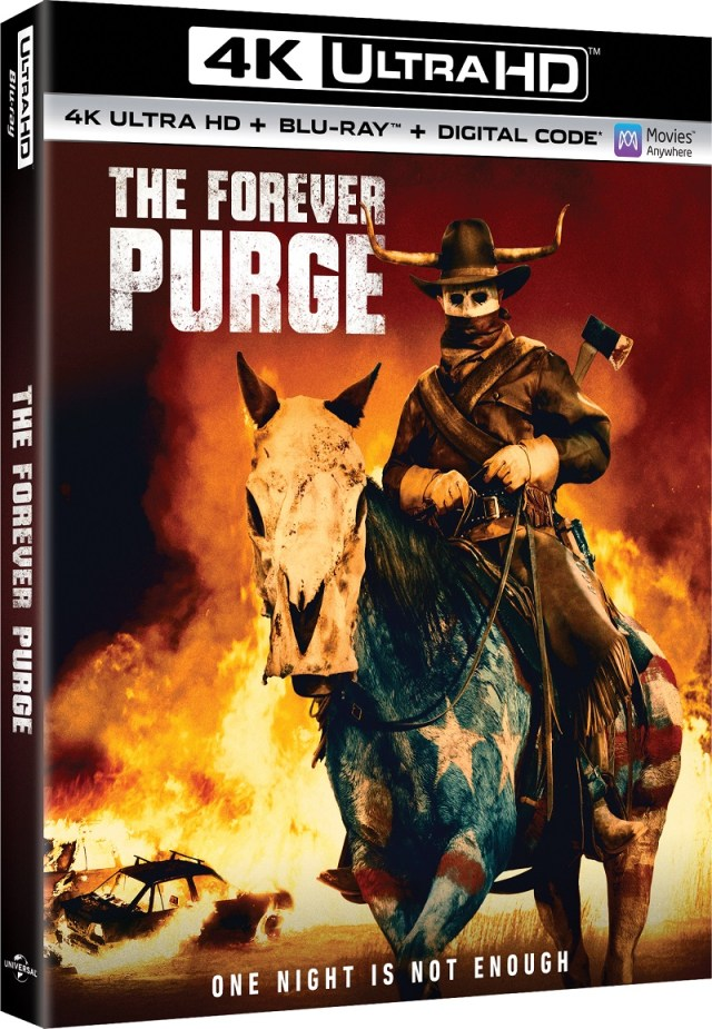 [Blu-ray/DVD Review] THE FOREVER PURGE