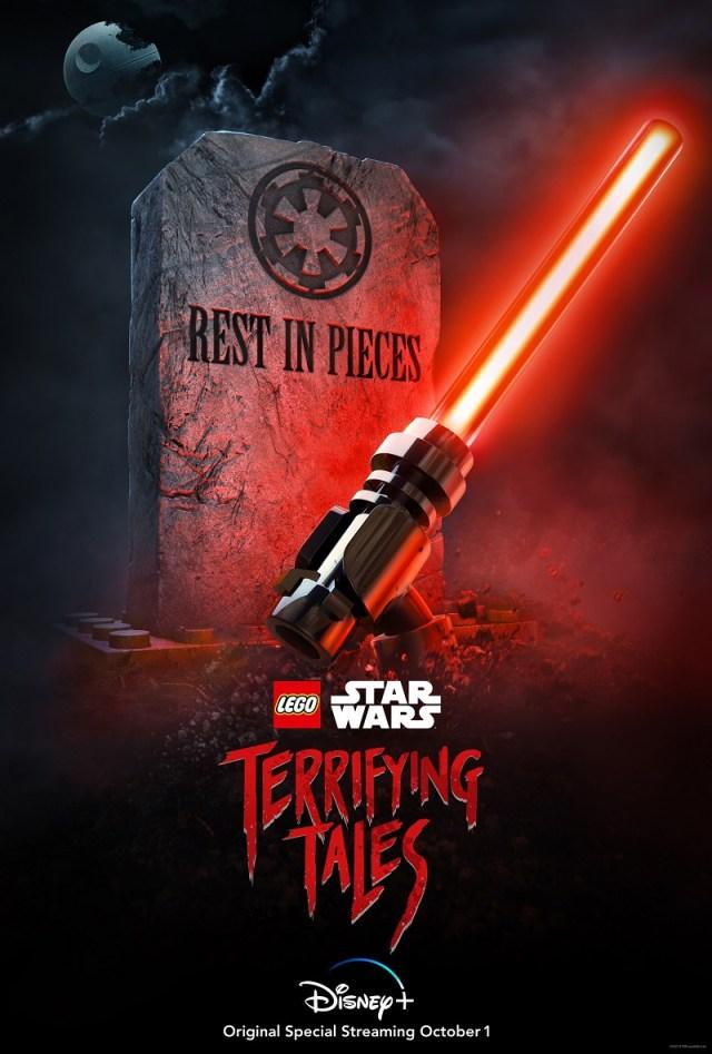 [News] Disney+ Debuts Trailer for LEGO STAR WARS TERRIFYING TALES