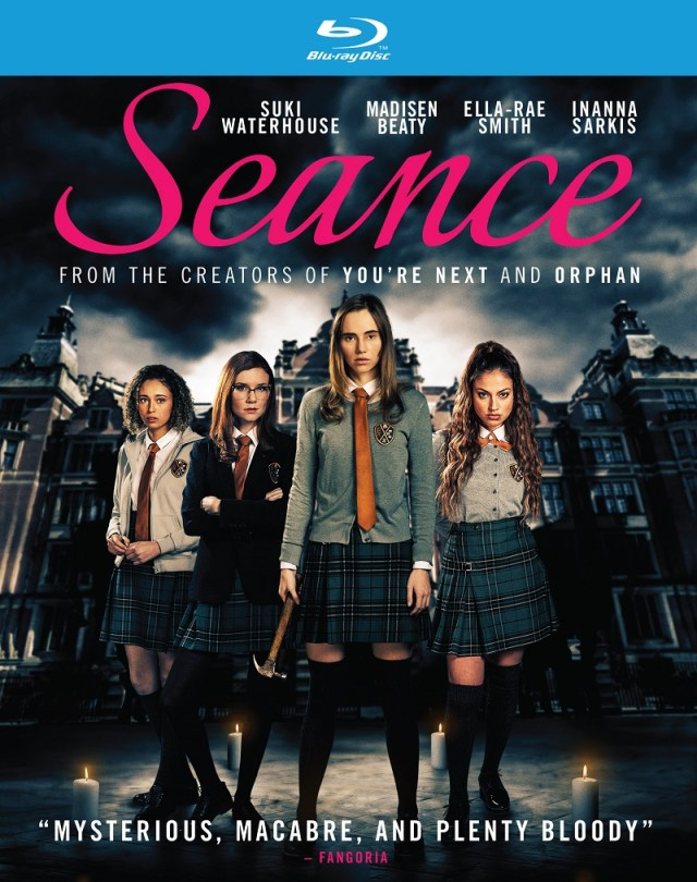 [Blu-ray/DVD Review] SEANCE