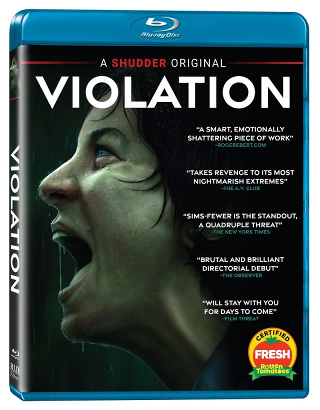 [Giveaway] Enter to Win a Copy of VIOLATION