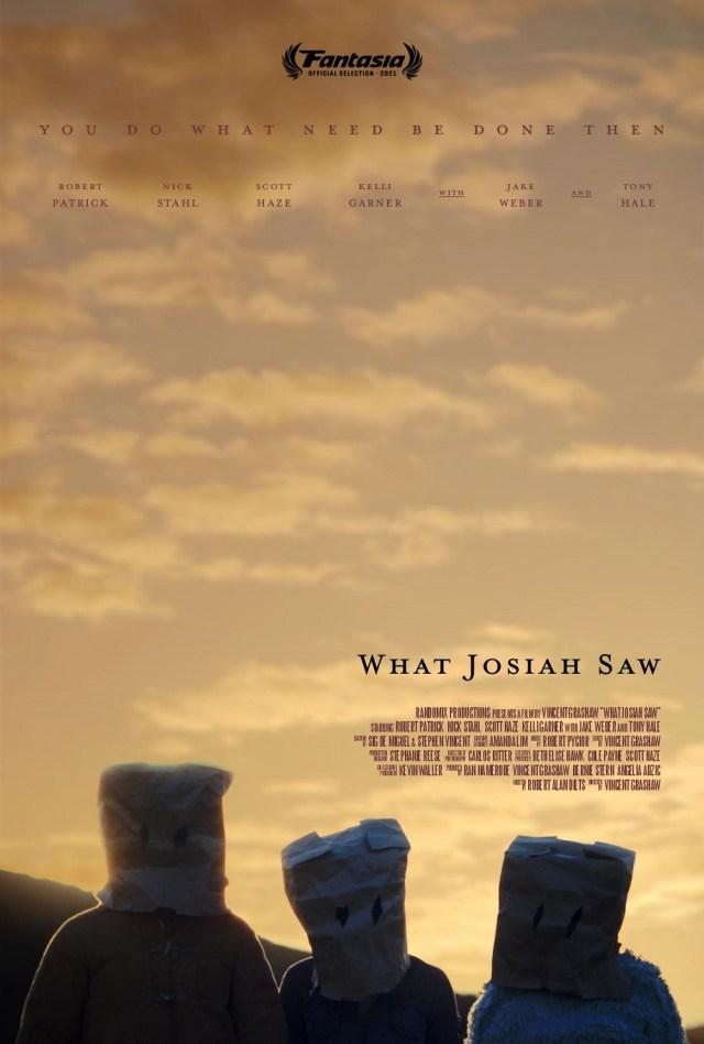 [Fantasia 2021 Review] WHAT JOSIAH SAW