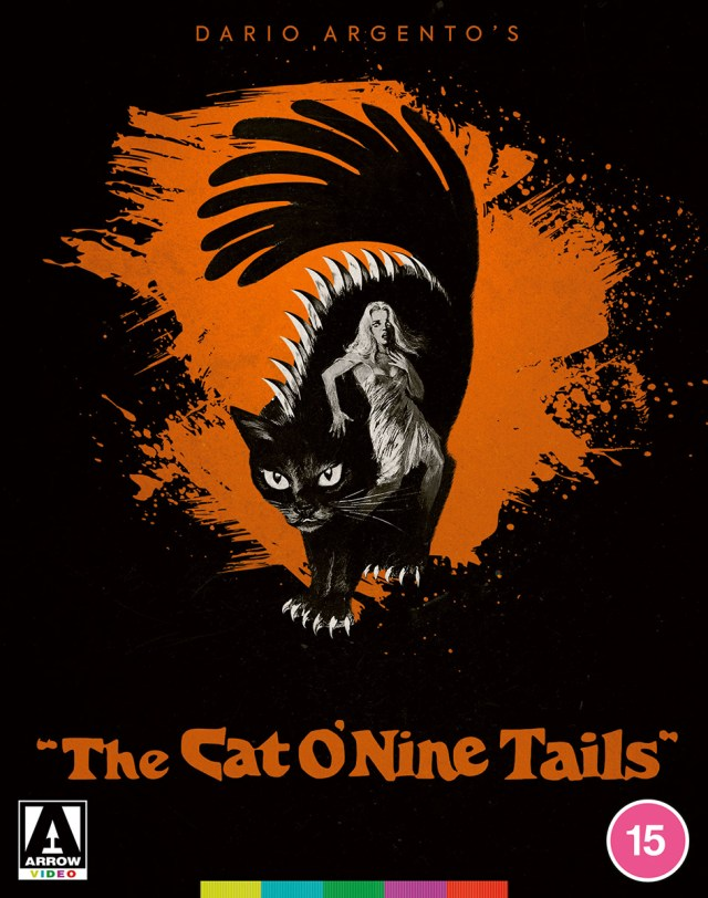 [Blu-ray/DVD Review] THE CAT O' NINE TAILS