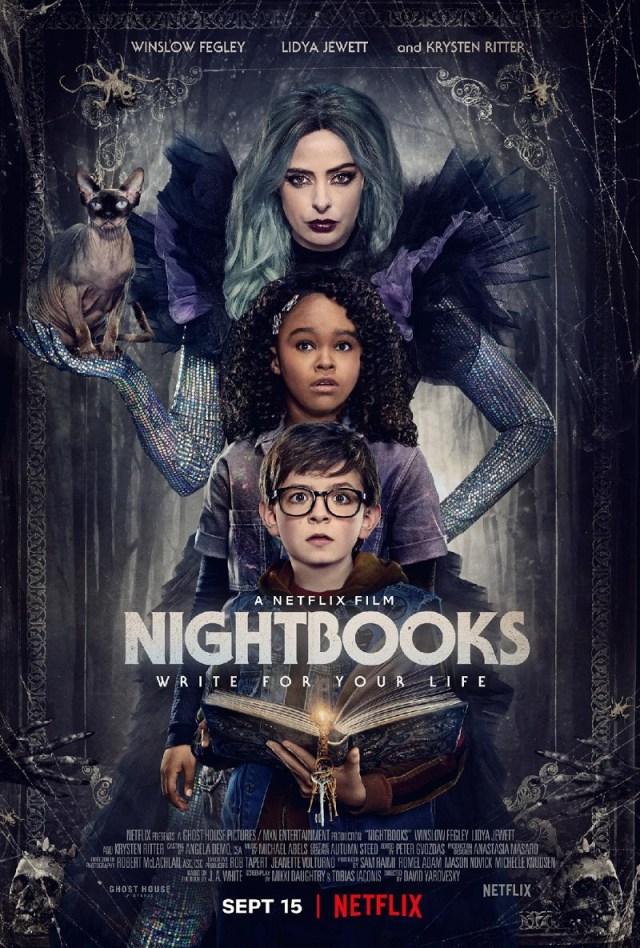 [Interview] Winslow Fegley for NIGHTBOOKS