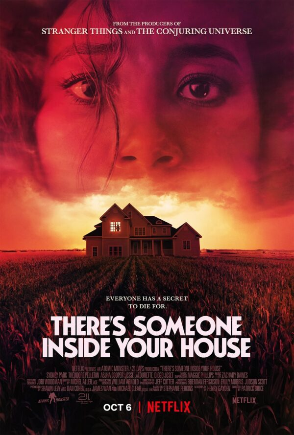 [News] THERE'S SOMEONE INSIDE YOUR HOUSE Poster & Trailer Revealed