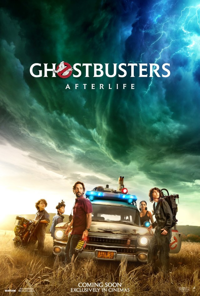 [Movie Review] GHOSTBUSTERS: AFTERLIFE