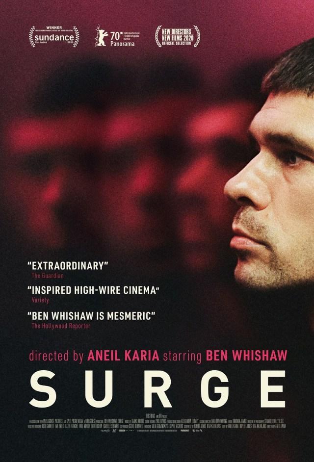 [Movie Review] SURGE