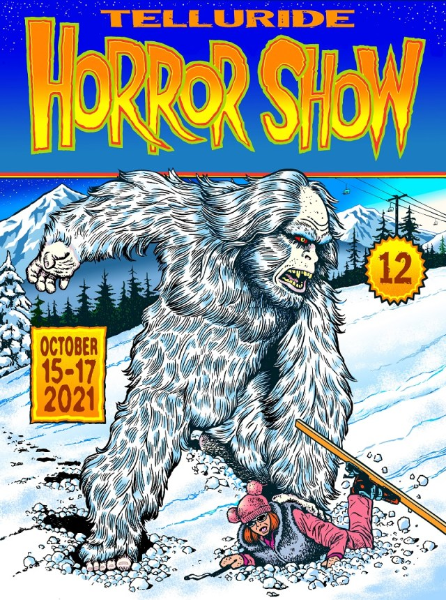 [News] Telluride Horror Show Reveals Full 2021 Program, Closing with ANTLERS