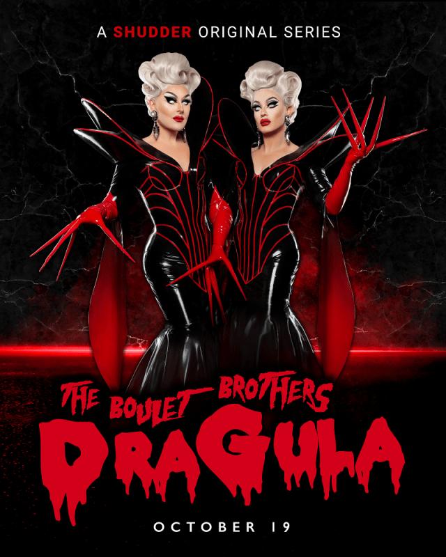 [News] Shudder Releases THE BOULET BROTHERS' DRAGULA Season 4 Trailer