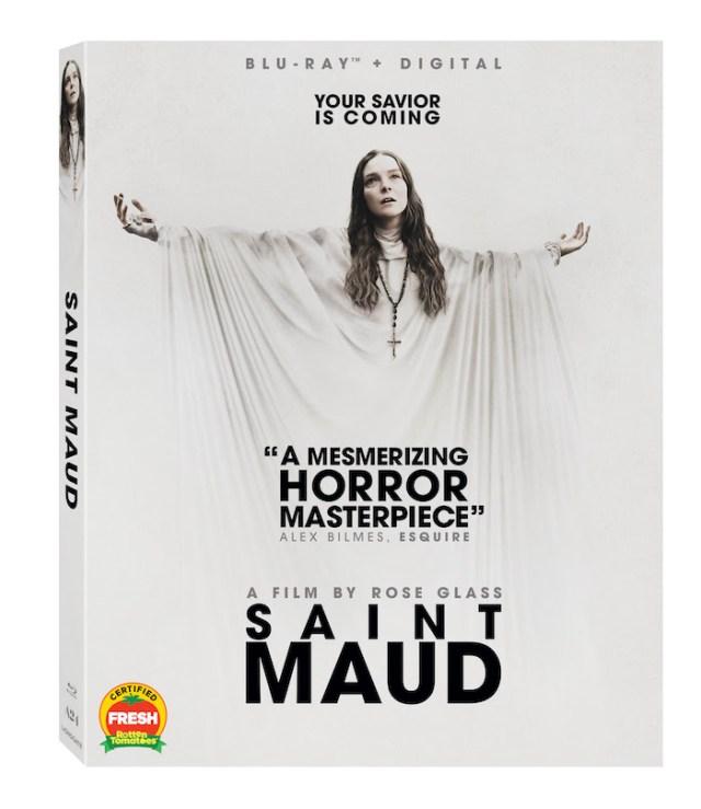 [News] SAINT MAUD Will Arrive on Blu-ray, Digital & DVD November 30