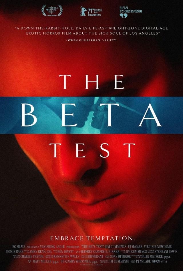 [News] Jim Cummings' THE BETA TEST Arrives on November 5th