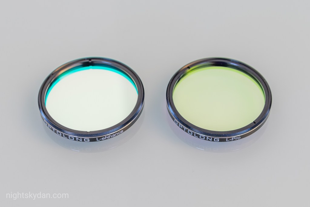 Optolong L-eNhance Filter review: narrowband imaging with a
