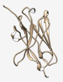 3D rendering of anti-COVID-19 nanobody
