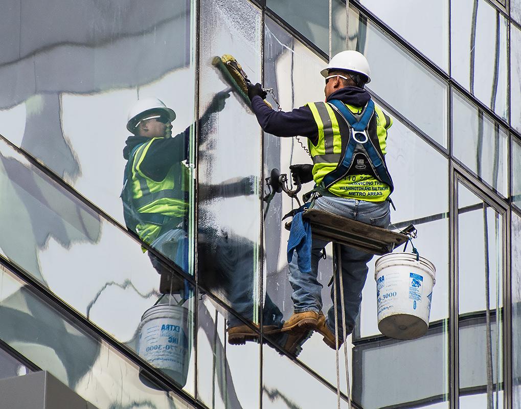 Advanced~Jim Turner~Arlington Window Washer
