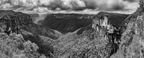 Govett's Leap Lookout, Megalong Valley, Blue Mountains