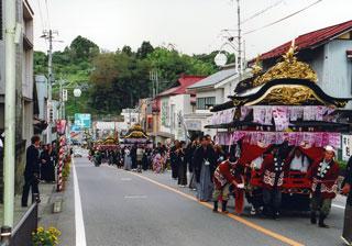 小浜紋付祭りの写真