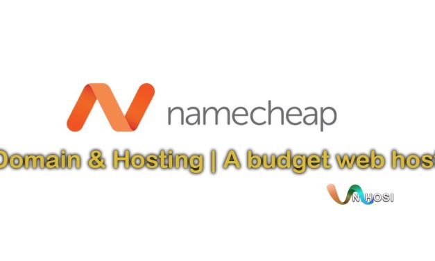Namecheap  A budget web host you might actually want to use