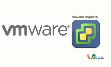 What is VMware vSphere?