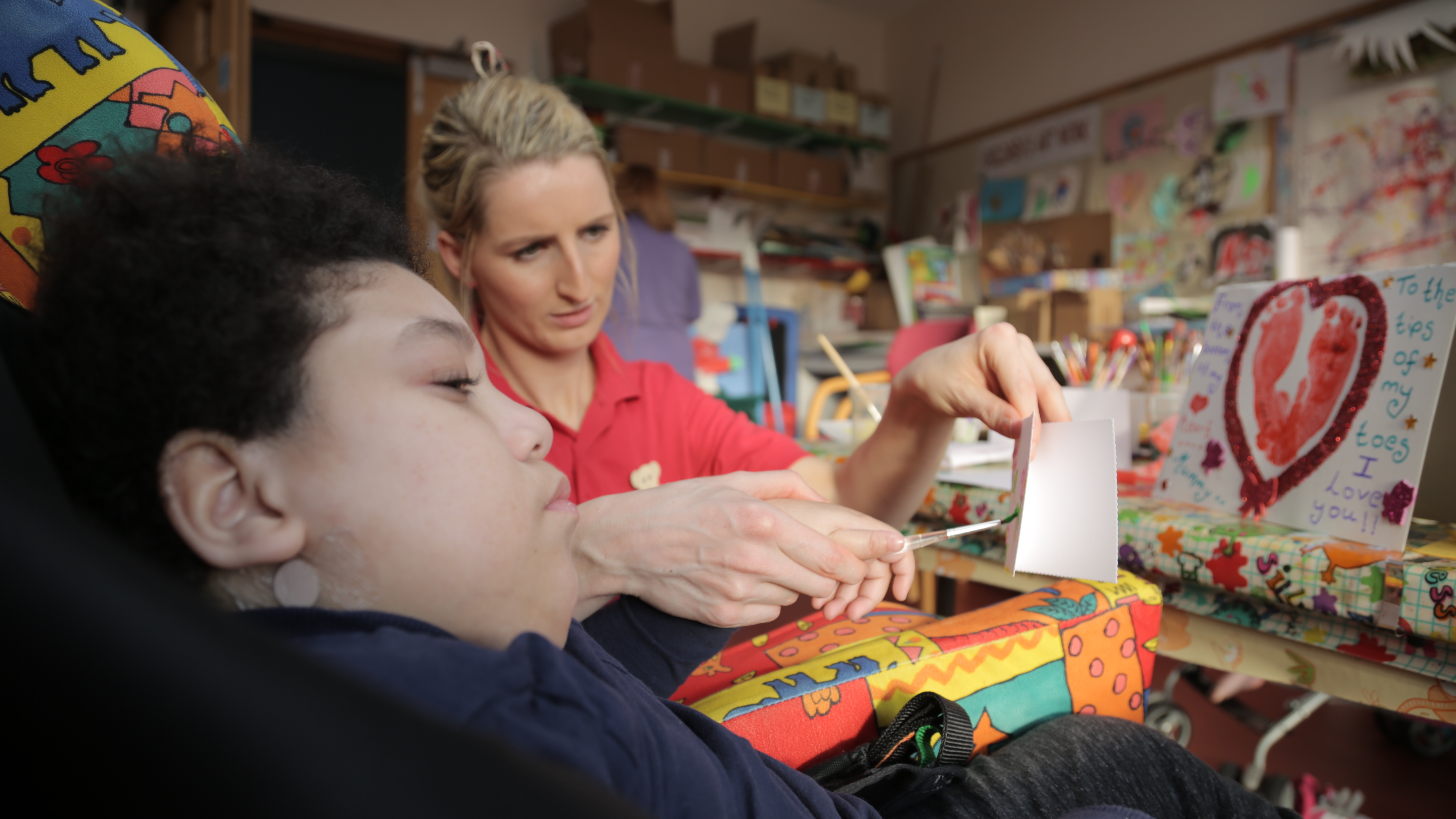 Care In Childrens Hospice NI Hospice Specialist