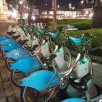 レンタル自転車