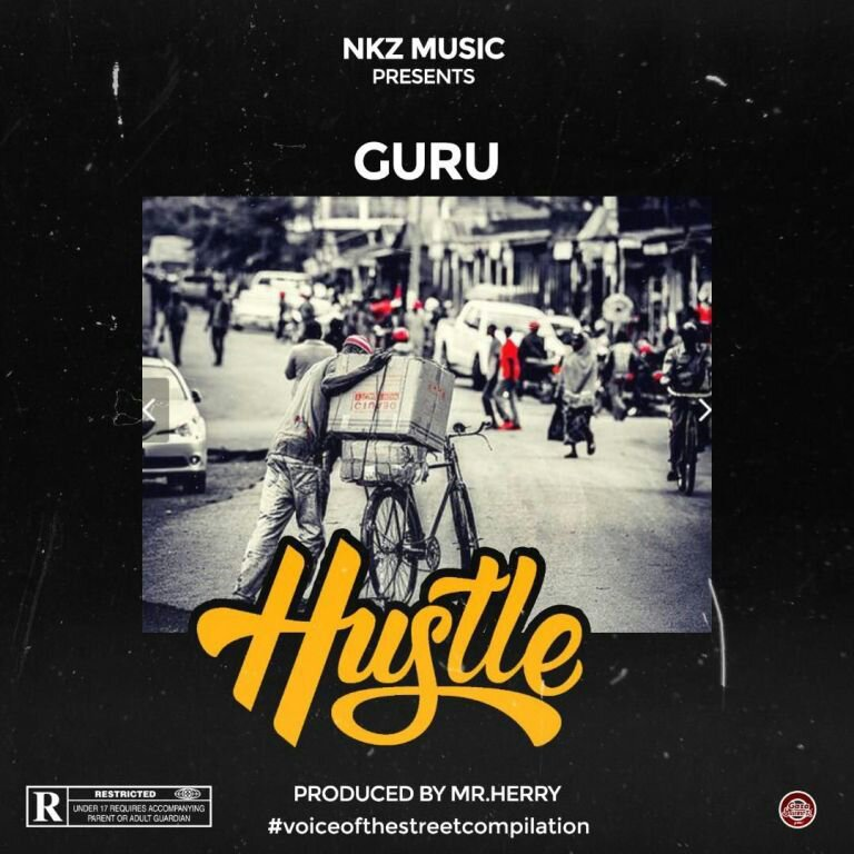 guru – hustle prod by mrherry 619564283.