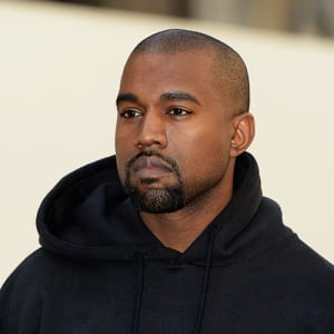 kanye west attends the christian dior show as part of the paris fashion week womenswear fall winter 2015 2016 on march 6 2015 in paris france photo by dominique charriau wireimage square