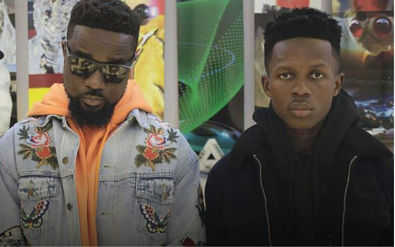 sarkodie and strongman 18823583