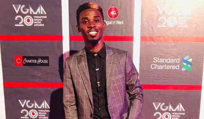 MIZTER OKYERE WINS INSTRUMENTALIST OF THE YEAR AT THE 20TH EDITION OF VGMA