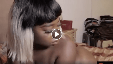 Photo of Shugatiti Strips Completely In New Ghanaian Movie