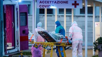 Photo of Sex scandal hit quarantine centers as potential patients chop each other