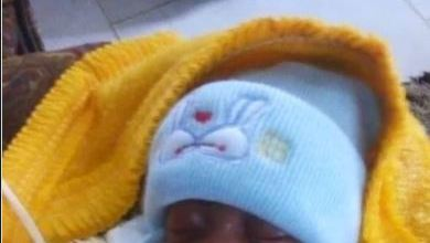 Photo of After an 8-year pregnancy, lady gives birth to a baby boy in Aba, Abia State.