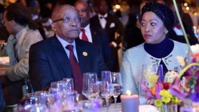 Photo of Former South African President, Jacob Zuma sued by third wife over maintenance money