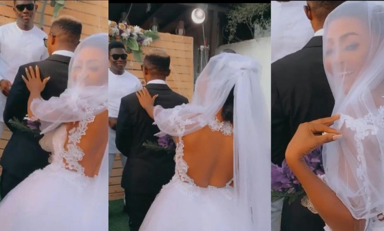 VIDEO: Akuapem Poloo finally shows off face of her husband