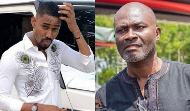 Ibrah One and Kennedy Agyapong Copy