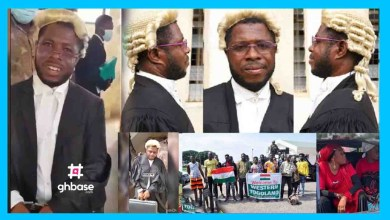 Photo of WATCH VIDEO: 42 Year Old Fake Lawyer Representing Western Togoland Culprits Busted