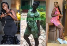 """Photo of These Throwback Photos Of Hajia Bintu Proves Her """"Assets"""" Are Naturally Made From Heaven"""