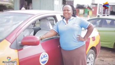 Photo of Woman quits teaching profession to drive taxi