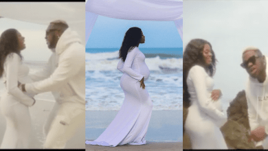 Photo of Medikal Alleged To Be Expecting His Second Child But Not With Fella Makafui