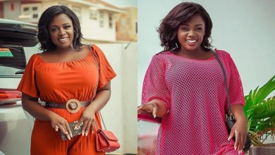 Photo of Watch Video: Tracey Boakye Changes Live Of Biggest Fan After Meeting Her