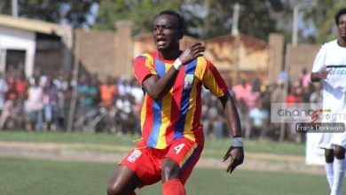 Photo of Former Hearts of Oak player Daniel kodie Appeals for fund for his medical bills