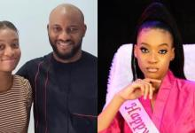 Photo of Meet Danielle, the beautiful daughter of Nigerian actor Yul Edochie as she turns 16 today